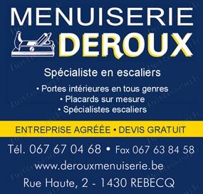 Menuiserie Deroux